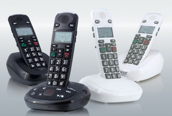 schnurloses DECT-Telefon