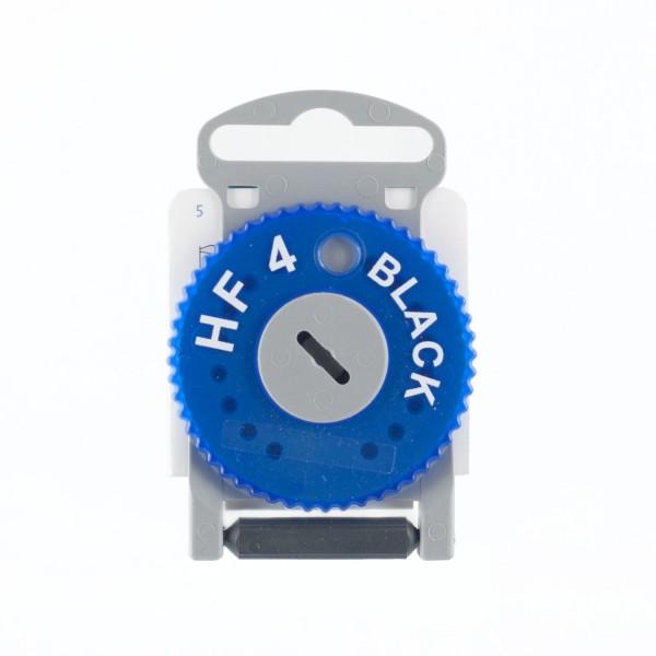 HF4 BLACK Cerumenschutz