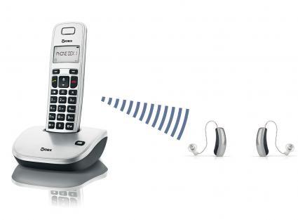 komfortables Festnetz-Telefon